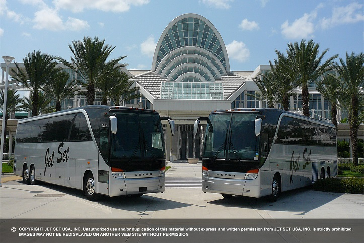 Take A Look At Our Top Of The Line Fully Equipped European Motor Coach Buses That We Use On Miami To Orlando And Shuttle Routes